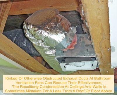 bathroom vent fan condensation problem bathroom ceiling and walls help painting diy chatroom