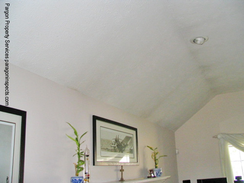 Black Discoloration On Kitchen Ceiling Doityourself Com