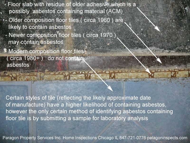 asbestos- how to tell? - doityourself community forums