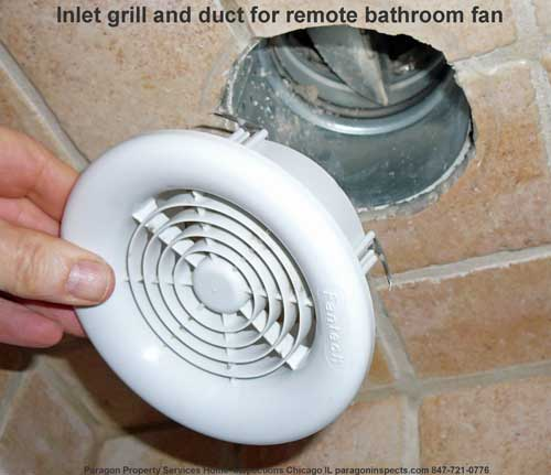 Fantech is one manufacturer of such products. Bathroom Fan   No Vent   Remodeling   DIY Chatroom Home