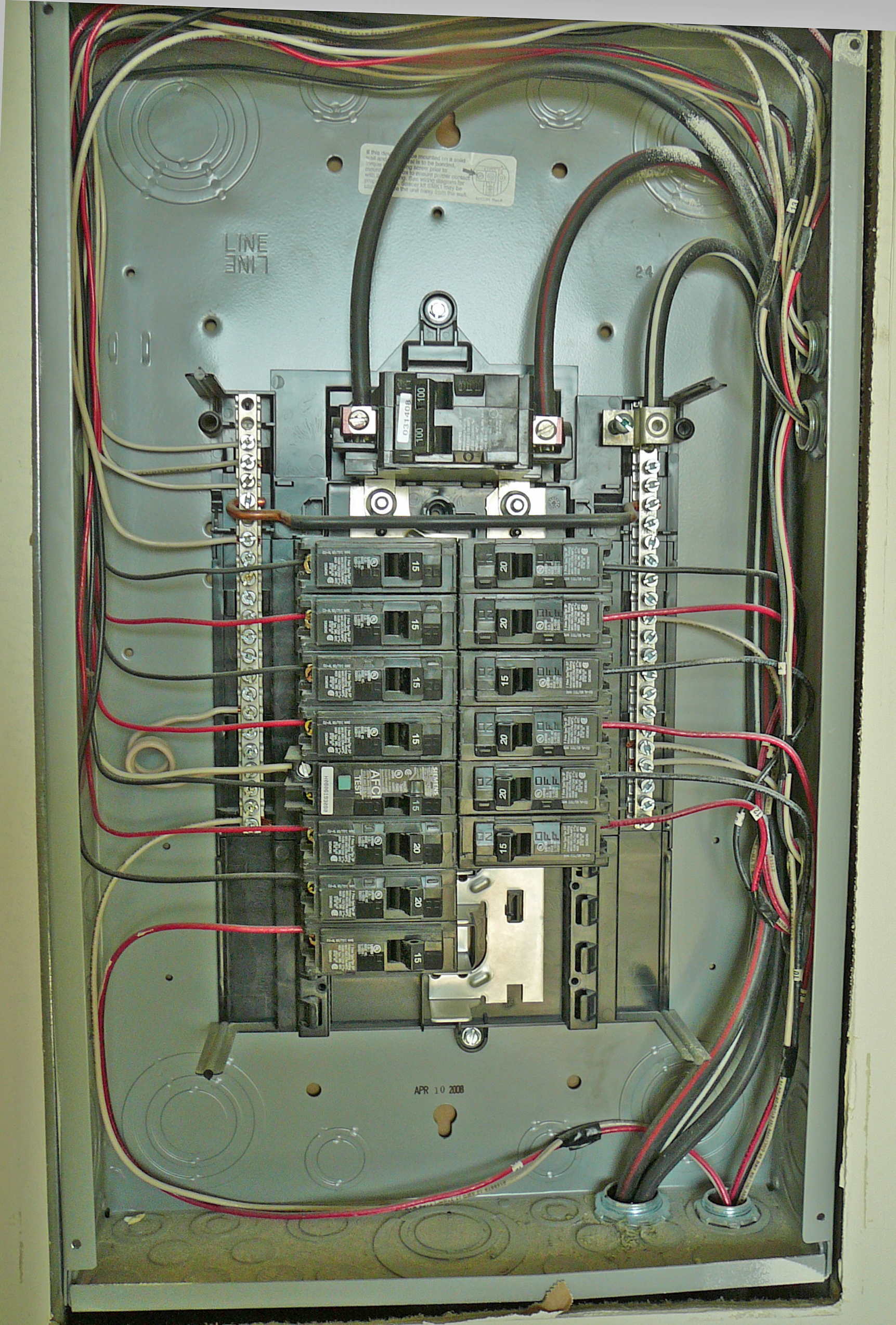 Siemens Panel Wiring Diagram Schemes Home Breaker Neutral Bond At Archive Inspectionnews Rh Net Spa